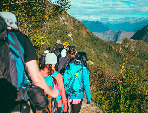 Em um trekking simples, o que levar?